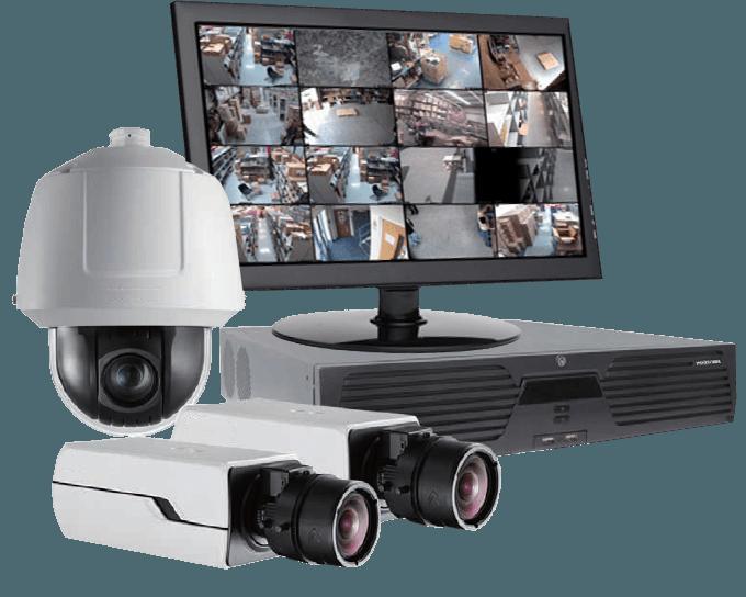 CCTV-kit