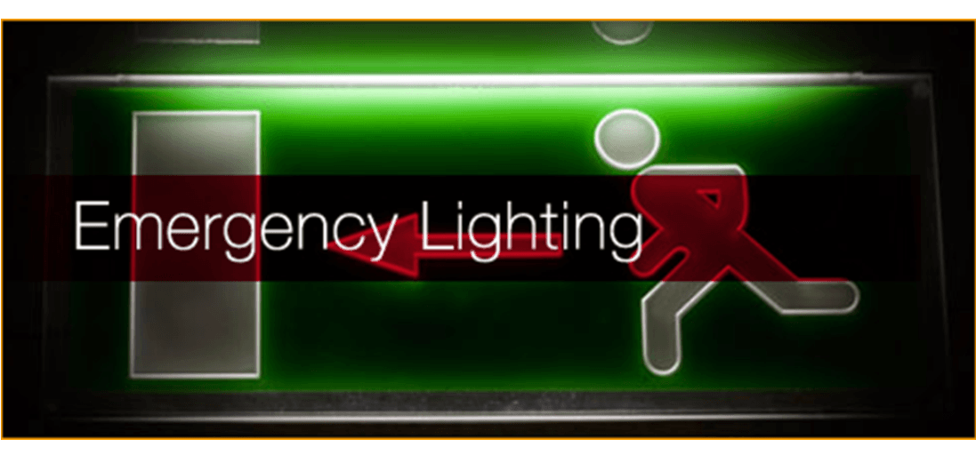 Emergency Lights Know The Difference Burglar Alarms