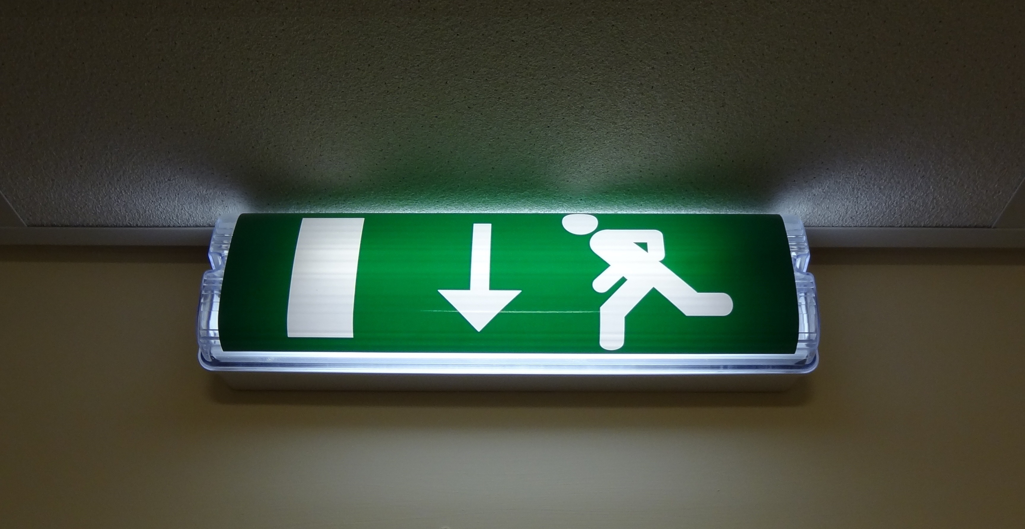 Types Of Emergency Lighting Know The Difference