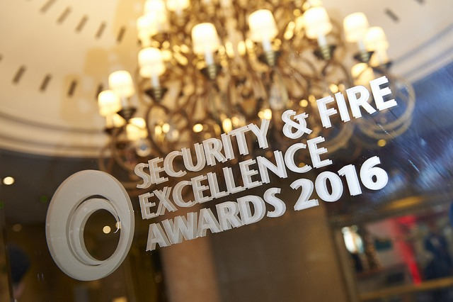 Security & Fire Excellence Awards 2016