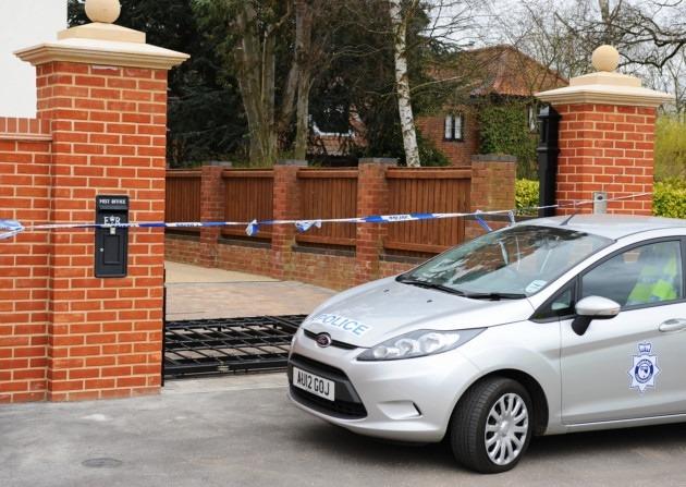 Auto Gate death Jill Lunn