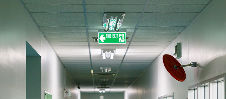 Emergency Lighting Installation: Maintained, Led & More
