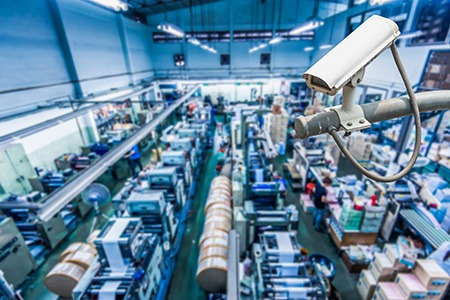 fire and security systems for factories