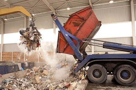 fire and security systems for the waste industry