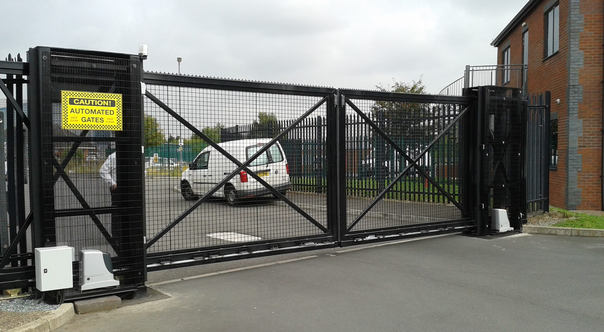 Automated Gates & Barriers