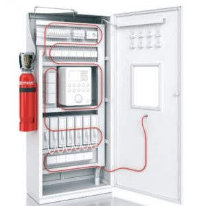 Electrical Fire Suppression
