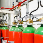 Gas Suppression Cylinders