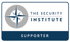 Security Institute Supporter logo